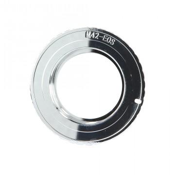 M42-EOS без чипа переходное кольцо