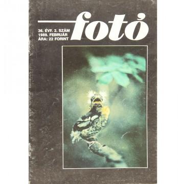 Журнал Foto (02/1989)