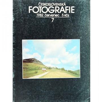 Журнал ČESKOSLOVENSKÁ FOTOGRAFIE (07/1982)