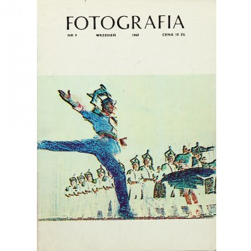 Журнал Fotografia (09/1969)