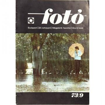 Журнал Foto (09/1973)