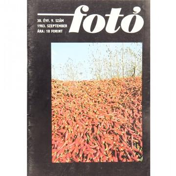Журнал Foto (09/1983)