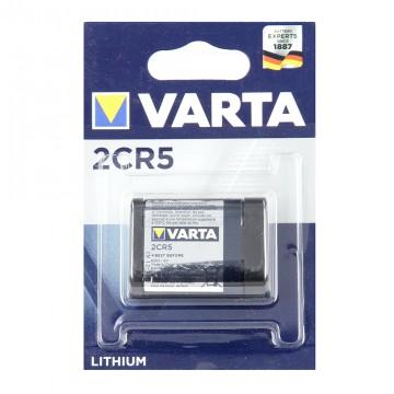 Батарейка 2CR5 Varta