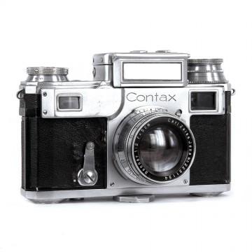 Contax III + Sonnar 50mm/2