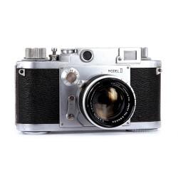 Minolta-35 model 2 + Canon 50mm/1.8