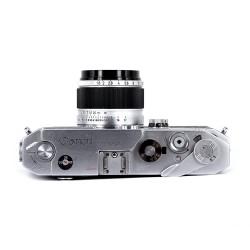 Canon L2 + Canon 50mm/1.8