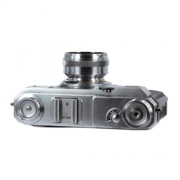 Contax J + Sonnar 50mm/1.5