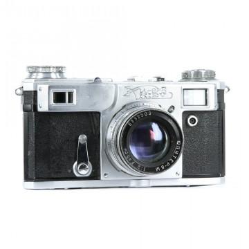 КИЕВ-4А + Юпитер-8м 50mm/2,0