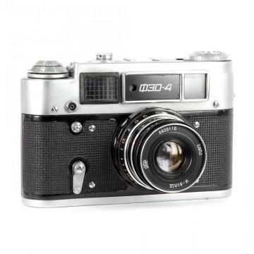 ФЭД-4 + Индустар-61Л/Д 52mm/2,8