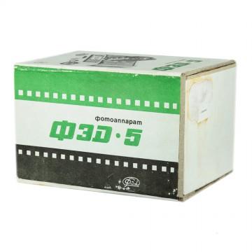 ФЭД-5 + Индустар-61Л/Д