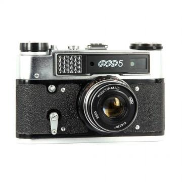 ФЭД-5 + Индустар-61Л/Д (комплект)