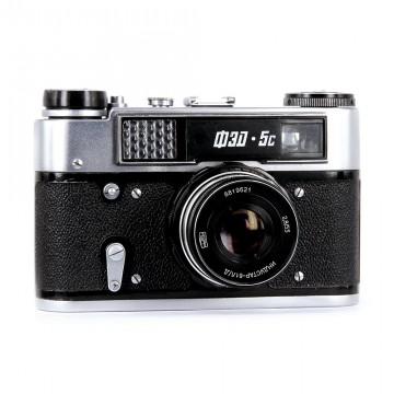 ФЭД-5с + Индустар-61Л/Д 55mm/2,8