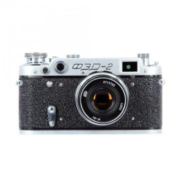 ФЭД-2 + Индустар-61 53mm/2.8