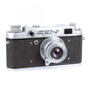 ФЭД-2 (комплект) + ФЭД 50mm/3,5