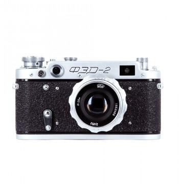 ФЭД-2 + Индустар-26М 52mm/2,8