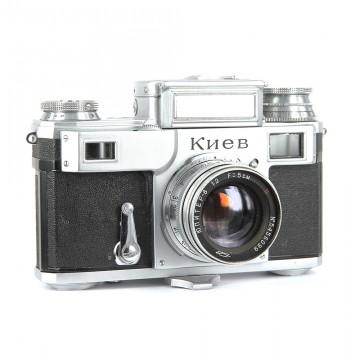 КИЕВ-3 + Юпитер-8 50mm/2,0