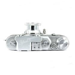 ЗОРКИЙ-2 + Индустар-22 50mm/3,5