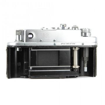 ЗОРКИЙ-4 + Индустар-50 50mm/3,5