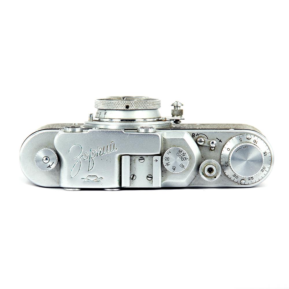 Объектив Lomography Petzval Nikon 85 mm f/2.2 Art Lens Brass
