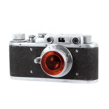 ЗОРКИЙ ZORKI + Индустар-22 50mm/3,5