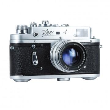 ЗОРКИЙ-4 (экспортный вариант) + Юпитер-8 50mm/2,0