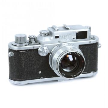 ЗОРКИЙ-3 + Юпитер-8 50mm/2,0