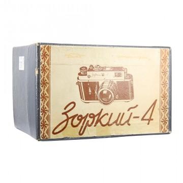 ЗОРКИЙ-4 + Юпитер-8 50mm/2,0