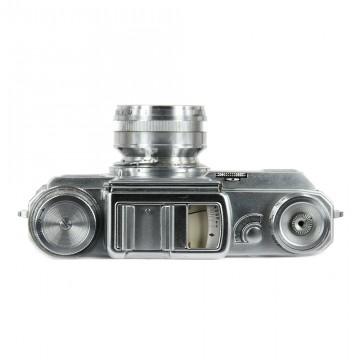 Contax III + Sonnar 50mm/1.5