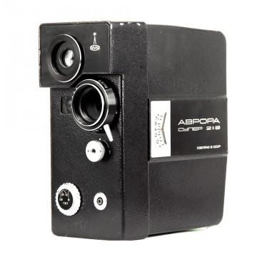Кинокамера АВРОРА супер 2х8 + Т-51М 10mm/2.8