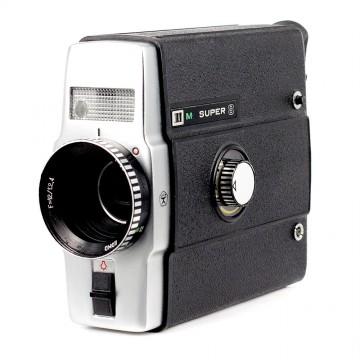 Кинокамера АВРОРА 219 + ЛОМО Т-55