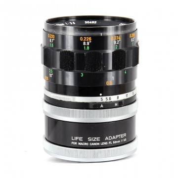 Canon FL 50mm/3.5 (Canon FL)