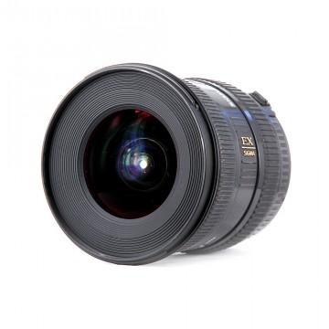 Sigma EX 10-20mm/4-5.6 DC HSM (Canon EOS)