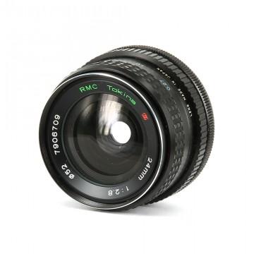 RMC Tokina 24mm/2.8 (Canon FD)