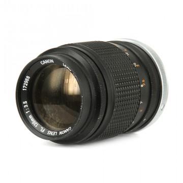 Canon FL 135mm/3.5 (Canon FD)