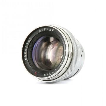 Зоркий ЗК 50mm/2 П (Contax-Киев)