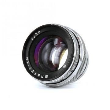 Юпитер-8М 50mm/2,0 (Contax-Киев)