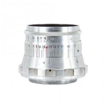 Индустар-26м 50mm/2.8 (M39)
