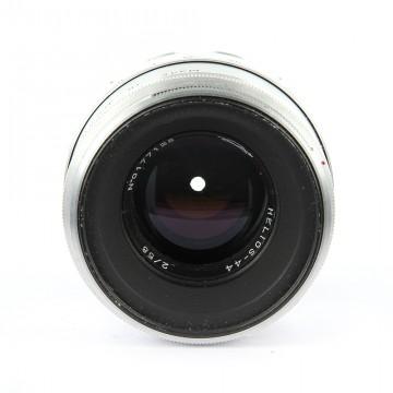 Гелиос-44 (белый) 13 лепестков 58mm/2,0 (М39)
