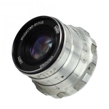 Индустар-61 Л/Д (белый) 55mm/2.8 (M39)