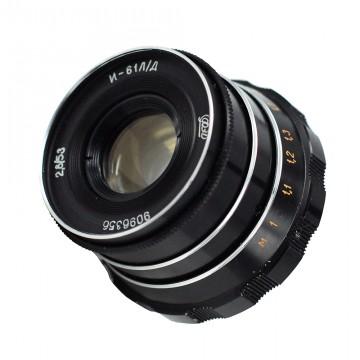 Индустар-61 Л/Д (черный) 53mm/2.8 (M39)