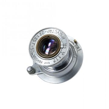 Индустар-22 Москва 50mm/3,5 (М39)