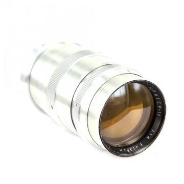Юпитер-11 (белый) 135mm/4 (M39)