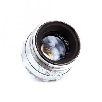 Гелиос-44 (белый) 58mm/2,0 (М39)