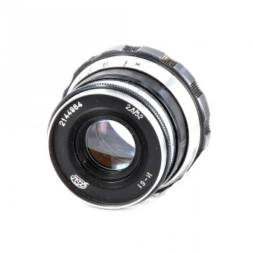 Индустар-61 52mm/2.8 (M39)