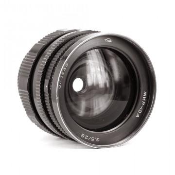 Мир-10А 28mm/3.5 (М42)