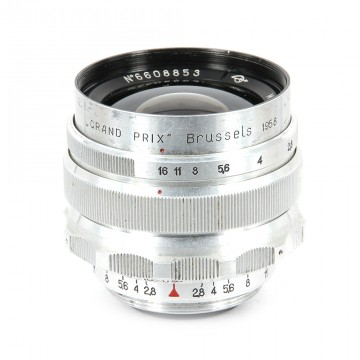 Мир-1 GRAND PRIX Brussels 37mm/2.8 (M42)