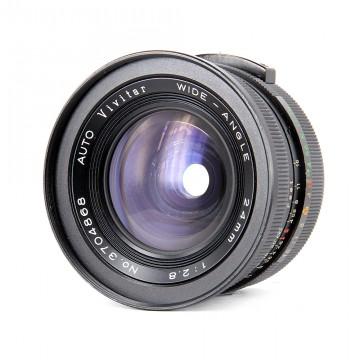 Vivitar 24mm/2 .8 (М42)
