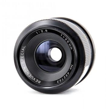 Revuenon-special 35mm/2.8 (M42)