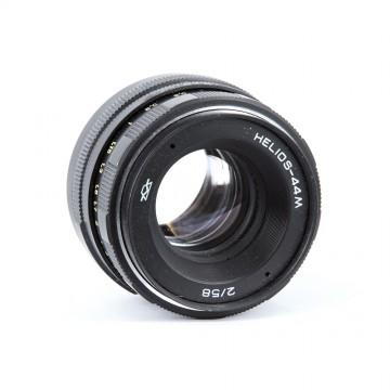 Гелиос-44М 58mm/2,0 (M42)