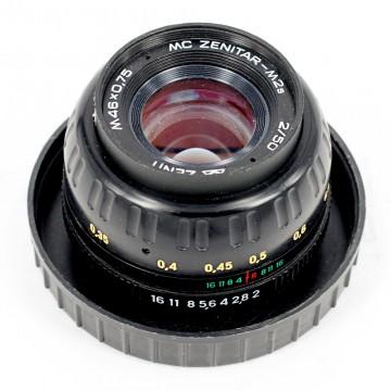 МС Зенитар-М2с 50mm/2,0 (М42)